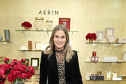 Aerin Lauder Home For The Holidays Pop-Up Launch At Saks