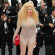Afida Turner 'Solo: A Star Wars Story' Red Carpet Arrivals - The 71st Annual Cannes Film Festival