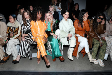 Afiya Bennett Sally LaPointe - Front Row - February 2020 - New York Fashion Week: The Shows