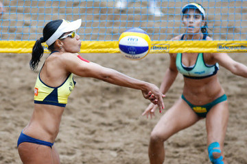 Agatha CBBVP Open Beach Volleyball - Final