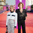"""Agathe Rousselle Opening Ceremony And """"Stillwater"""" Screening- The 47th Deauville American Film Festival"""