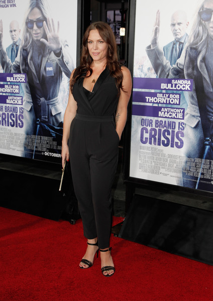 Premiere of Warner Bros. Pictures' 'Our Brand Is Crisis' - Arrivals