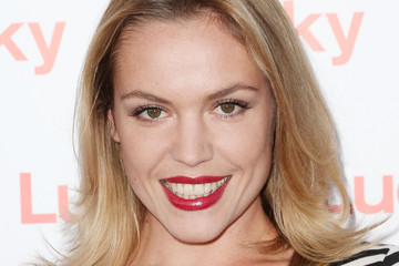 Agnes Bruckner Celebs at FABB West Opening Night Cocktail Party