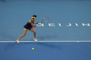 Agnieszka Radwanska 2014 China Open - Day 1