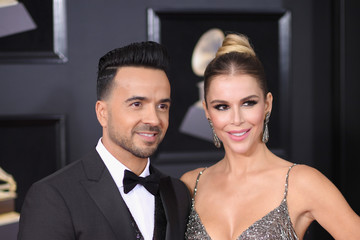 Agueda Lopez 60th Annual GRAMMY Awards - Red Carpet