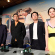 Ah-in Yoo 'Burning' Press Conference - The 71st Annual Cannes Film Festival