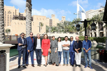 Ahd Kamel 2017 Dubai International Film Festival - Day 7