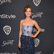 Ahna O'Reilly The 2020 InStyle And Warner Bros. 77th Annual Golden Globe Awards Post-Party - Red Carpet