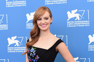 Ahna O'Reilly 'The Sound And The Fury' - Photocall - 71st Venice Film Festival
