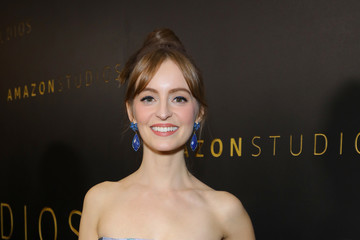 Ahna O'Reilly Amazon Studios Golden Globes After Party - Red Carpet