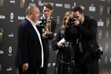 Ai Weiwei Winners Board - Bambi Awards 2017