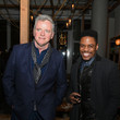Aidan Quinn TriStar Pictures & the Cinema Society Host a Screening of 'T2 Trainspotting' - After Party