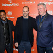 Aidan Quinn TriStar Pictures & the Cinema Society Host a Screening of 'T2 Trainspotting' - Arrivals