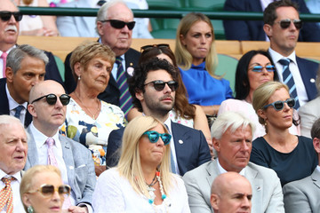 Aiden Turner Day Eleven: The Championships - Wimbledon 2018