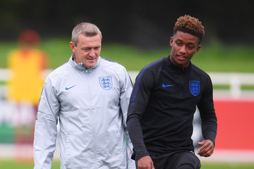 Aidy Boothroyd England Media Access