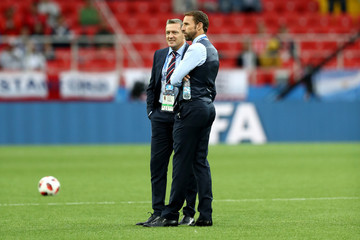 Aidy Boothroyd Colombia vs. England: Round of 16 - 2018 FIFA World Cup Russia