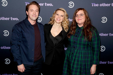 Aidy Bryant Comedy Central's The Other Two Series Premiere Party