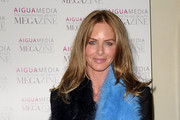 Trinny Woodall attends Aigua Media's Fashion and Beauty Megazine launch party at Sketch on November 2, 2011 in London, England.