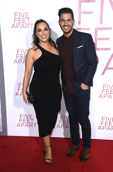 Premiere Of Lionsgate's 'Five Feet Apart' - Arrivals