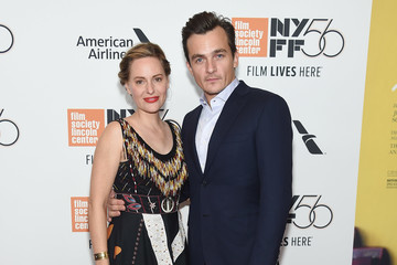 Aimee Mullins 56th New York Film Festival - 'At Eternity's Gate' - Arrivals