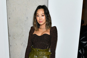 Aimee Song Self-Portrait Fall Winter 2020 – Front Row – New York Fashion Week