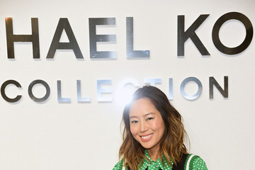 Aimee Song Michael Kors Collection Fall 2017 Runway Show - Front Row