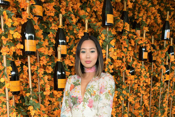 Aimee Song Ninth-Annual Veuve Clicquot Polo Classic Los Angeles