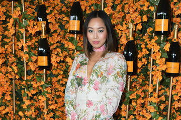 Aimee Song 9th Annual Veuve Clicquot Polo Classic Los Angeles - Arrivals