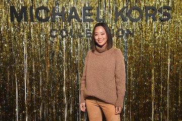 Aimee Song Michael Kors Collection Fall 2019 Runway Show - Backstage