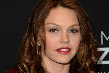 Aimee Teegarden Red Carpet Arrivals at 'Call Me Crazy' Premiere