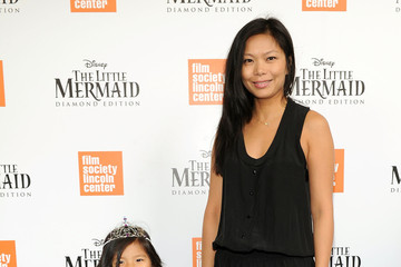 Aimie Wang Disney's The Little Mermaid Special Screening At The Walter Reade Theater