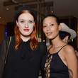 Aino Jawo Warner Music Group Hosts Annual Grammy Celebration - Inside