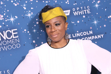 Aisha Hinds Essence Black Women In Hollywood Awards - Red Carpet