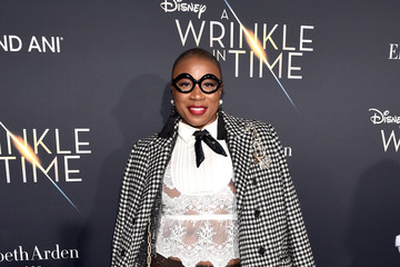 Aisha Hinds World Premier Of Disney's 'A Wrinkle In Time'