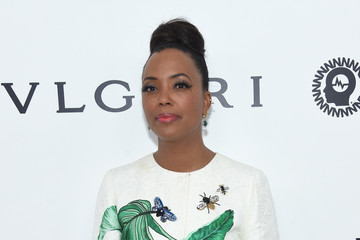 Aisha Tyler 25th Annual Elton John AIDS Foundation's Oscar Viewing Party - Red Carpet