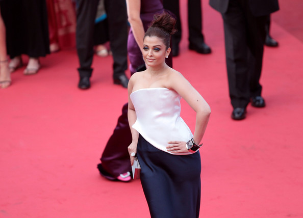 Aishwarya Rai Aishwarya Rai Bachchan arrives at the 'Sleeping Beauty' premiere during the 64th Annual Cannes Film Festival at the Palais des Festivals on May 12, 2011 in Cannes, France.
