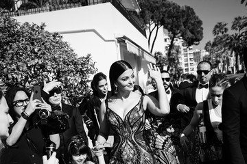 Aishwarya Rai L'Oreal At The 71st Annual Cannes Film Festival