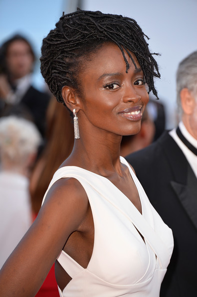 Aissa maiga aissa maiga attends the mr turner premiere during the