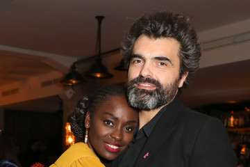 Aissa Maiga 'The Boy Who Harnessed The Wind' Drinks Reception - 69th Berlinale International Film Festival
