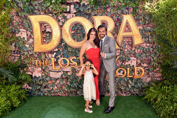 Aitana Derbez L.A. Premiere Of Paramount Pictures' 'Dora And The Lost City Of Gold' - Arrivals