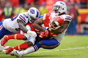 Akeem Hunt Buffalo Bills v Kansas City Chiefs