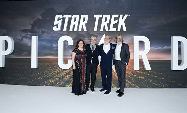"""Star Trek Picard"" UK Premiere - Red Carpet Arrivals"