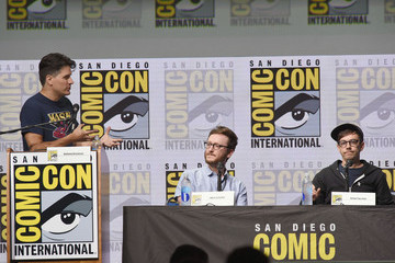 Akiva Schaffer Comic-Con International 2017 - 'Brigsby Bear' Cast And Filmmakers Panel