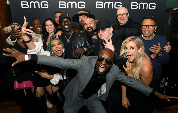 BMG Pre-Grammy Party 2020