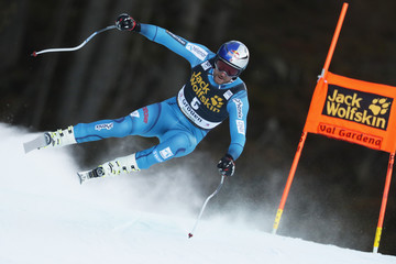 Aksel Lund Svindal Audi FIS Alpine Ski World Cup - Men's Downhill