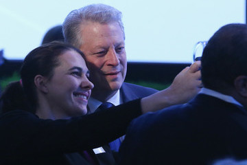 Al Gore United Nations and World Bank Hold Climate Action Summit