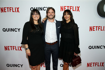 Al Hicks Premiere Of Netflix's 'Quincy' - Red Carpet