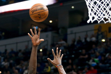 Al Jefferson Minnesota Timberwolves v Indiana Pacers