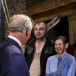Al Murray The Prince of Wales & Duchess of Cornwall Mark the 400th Anniversary of Shakespeare's Death
