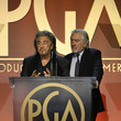 Al Pacino 31st Annual Producers Guild Awards - Inside